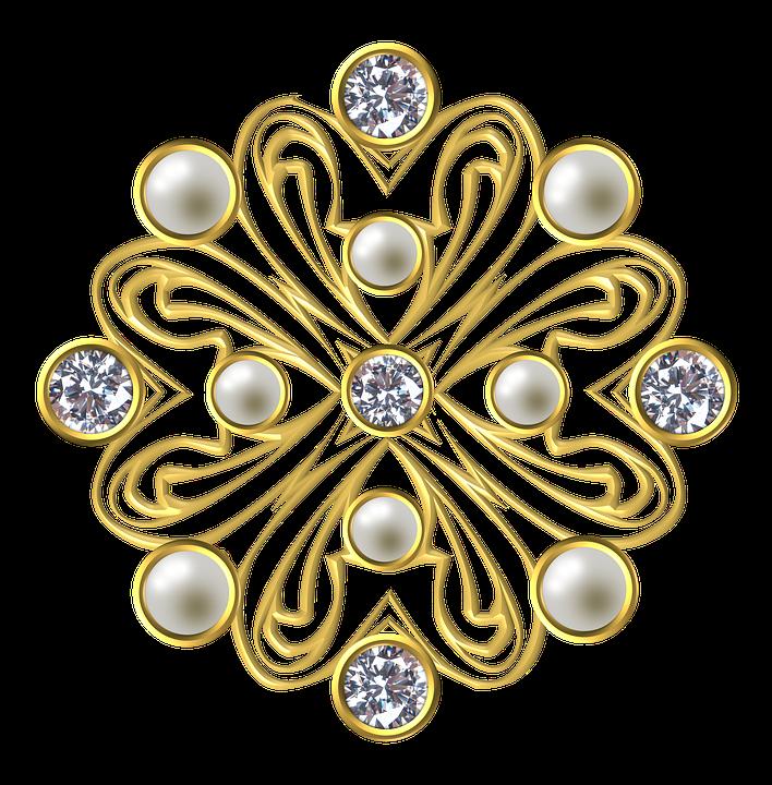 Gold Ornament Decoration · Free image on Pixabay