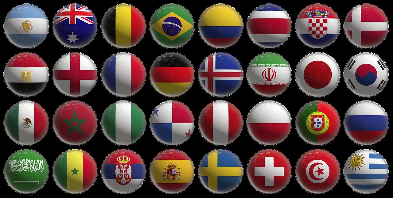 Tak Disangka, Bendera Negara Piala Dunia Peserta Ini Tak Bisa Lanjut ke Rusia