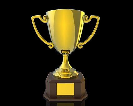 Trophy, Award, Victory, Winner, Cup