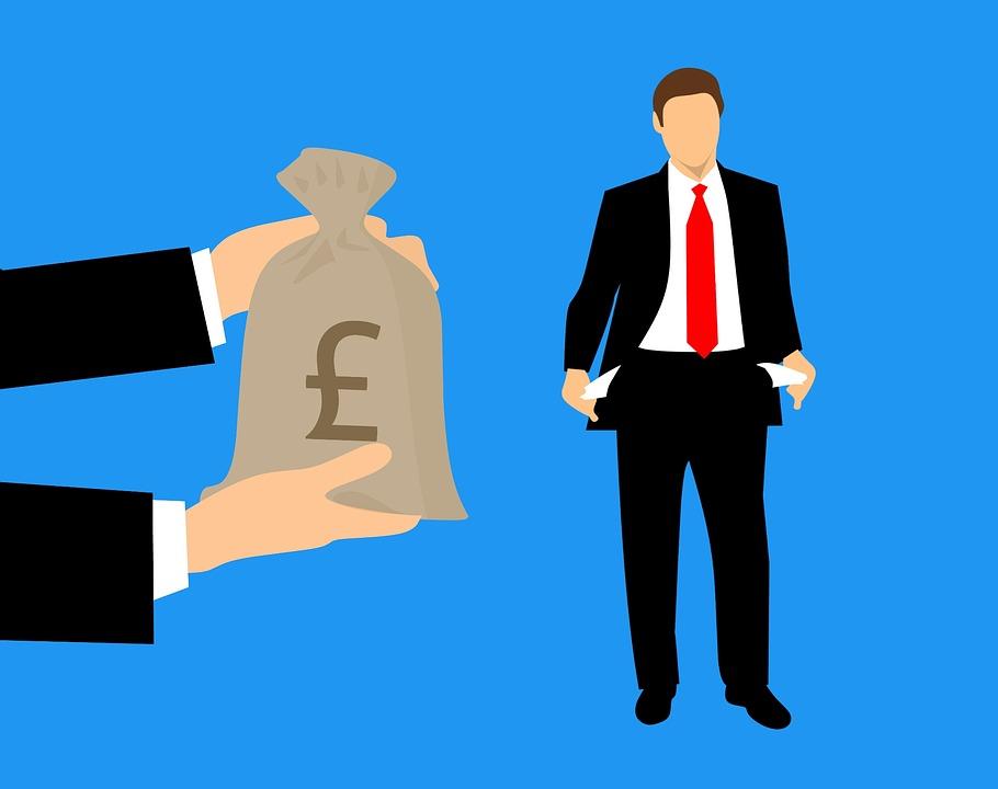 Salary, Payout, Donation, Payroll, Man, Adult, Money