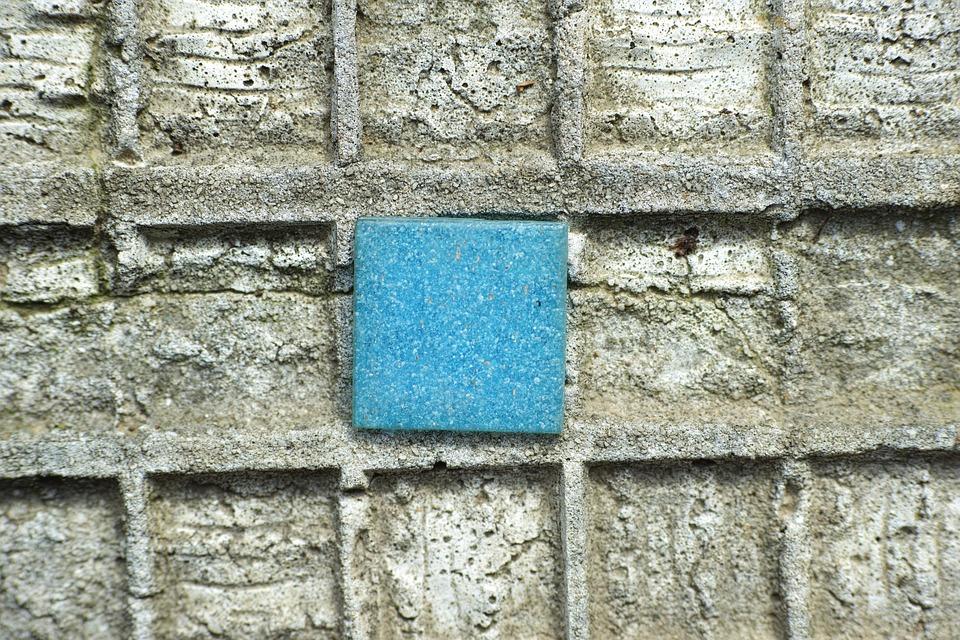 Blu pietra piastrelle · foto gratis su pixabay