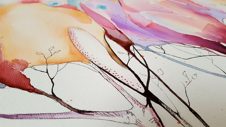 Kunst Malerei Abstrakt · Kostenloses Foto auf Pixabay