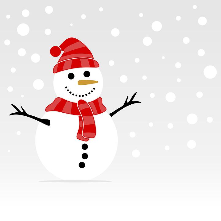 Schneemann Weihnachten Lustig · Kostenlose Vektorgrafik auf Pixabay
