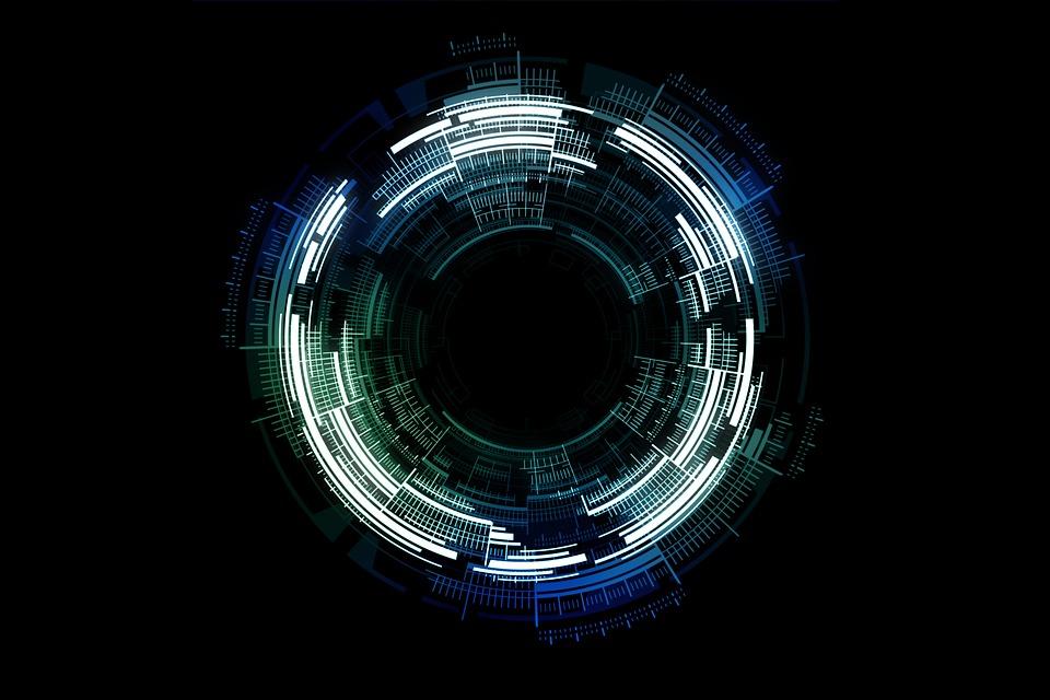 tech circle technology free image on pixabay