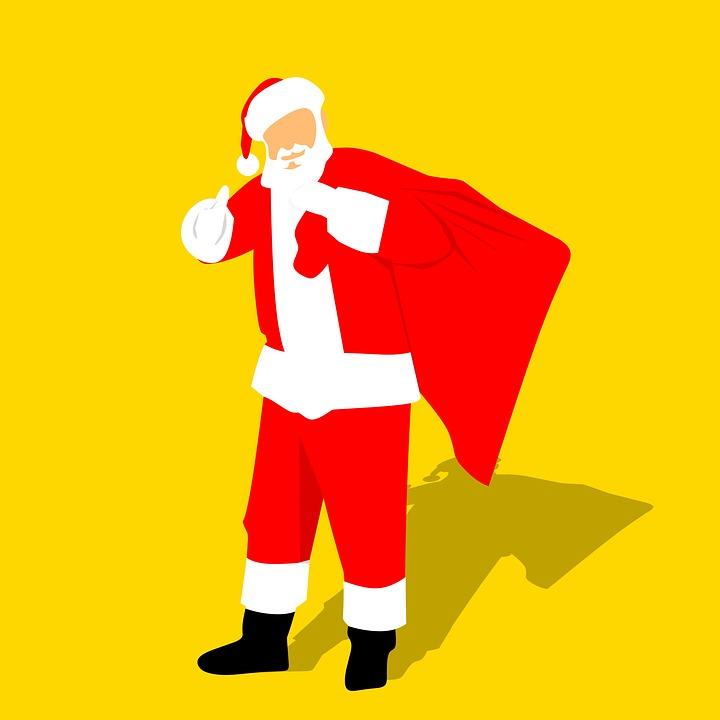 Santa Weihnachten Winter · Kostenloses Bild auf Pixabay