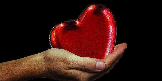 Corazón, Las Manos, Corazón Regalar