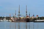 water, ship, harbor