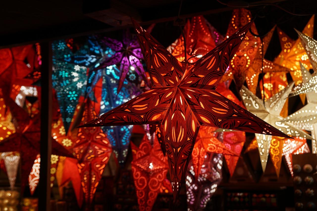 рождественский свет картинки приготовленная