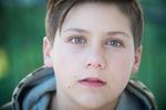 boy, adolescent, child