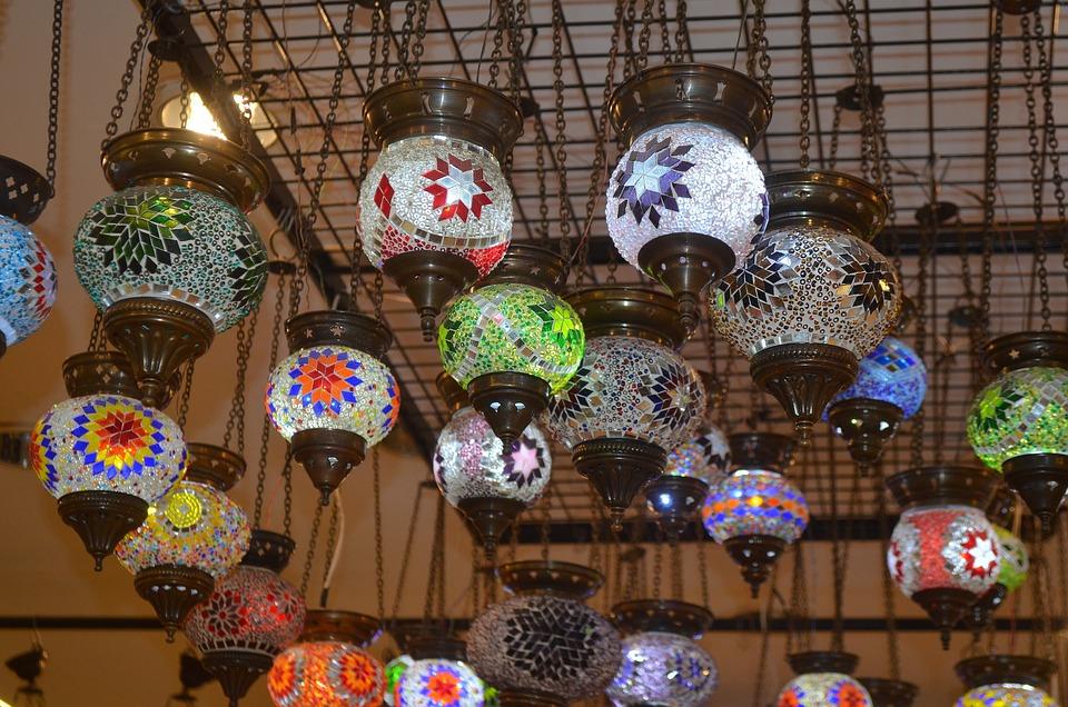 Orientali Luci Lampada Arte Foto Gratis Su Pixabay