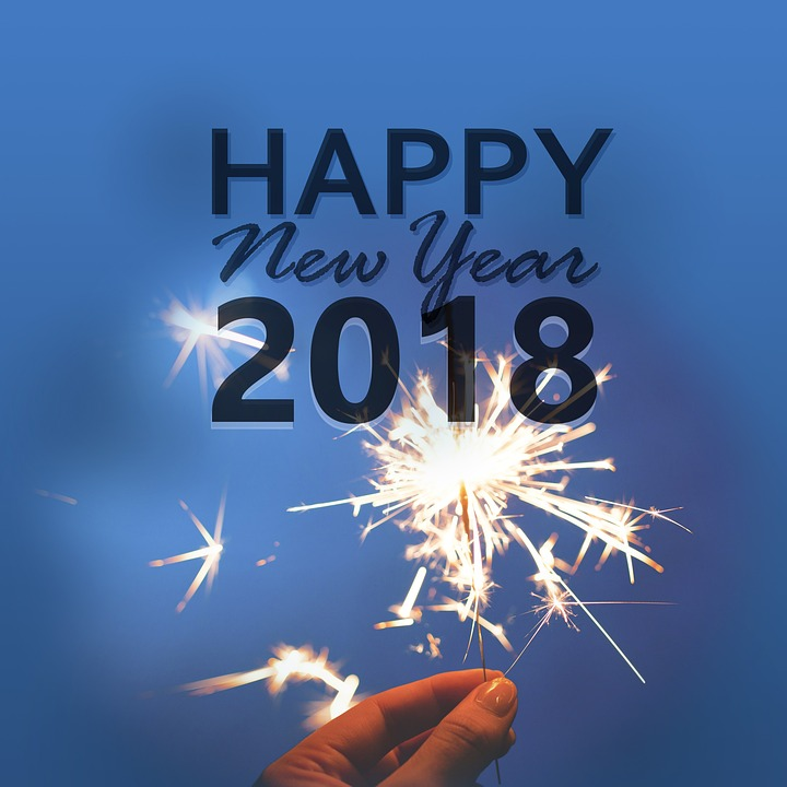 Happy New Year 2018 Images · Pixabay · Download Free Pictures