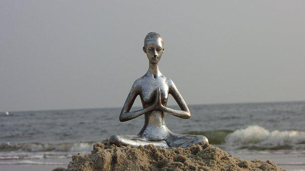 Yoga, Figure, Vacations, Relaxation