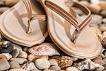 plaża stringi, klapki, obuwie