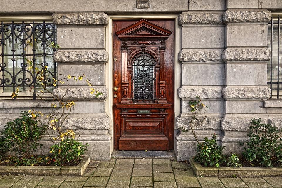 Door Wooden Door Front Door Classic Entrance House & Free photo: Door Wooden Door Front Door - Free Image on Pixabay ... pezcame.com