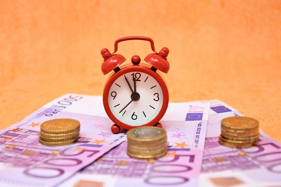 Pieniądze, Bogactwo, 500, Euro, Waluty, Dolara, Finanse