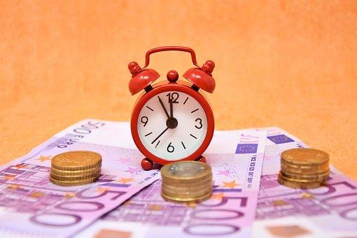 Argent, Richesse, 500, Euro, Monnaie