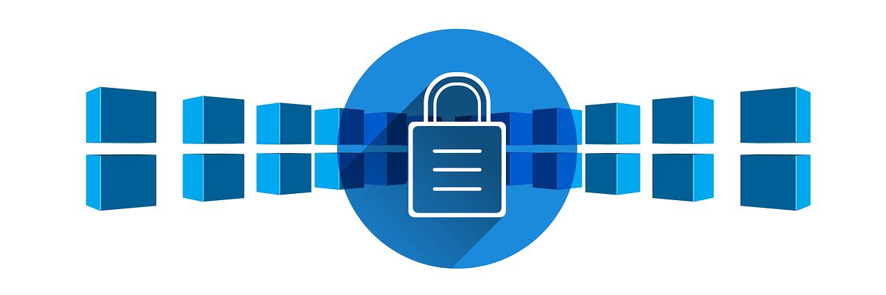 5 formas de hacer copias de seguridad de los datos de tu empresa Block-chain-3047150_1280