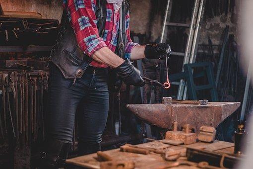 Human, Craftsmen, Adult, Industry