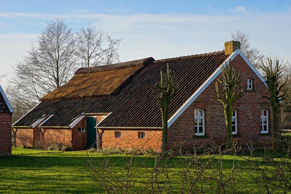 Scheune Haus Bauernhof Kostenloses Foto Auf Pixabay