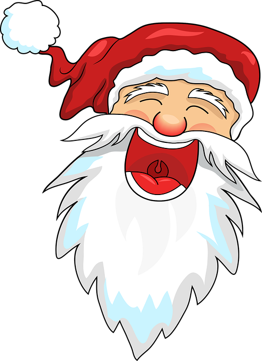 santa claus christmas mikuláš free vector graphic on pixabay