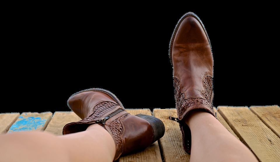 Kostenlose Bild: Leder, alte, Schuhe, Stiefel, Füße, Schuhe