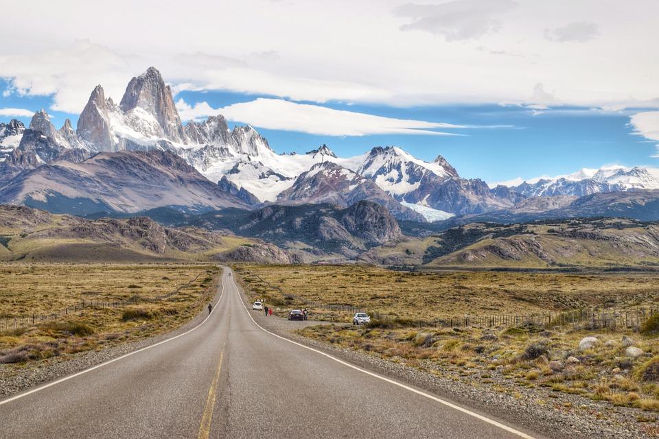 mountain road nature free photo on pixabay