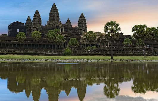 Camboya, Antena Biselado, Siem Reap