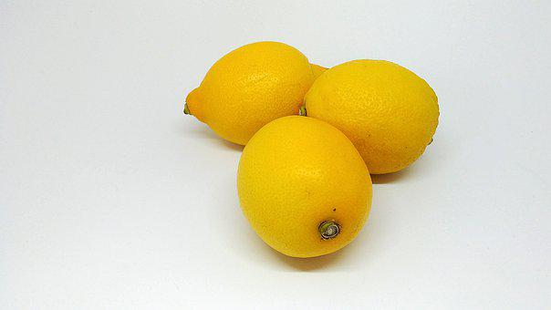 Lemon, Fruit, Food, Health, Tropical