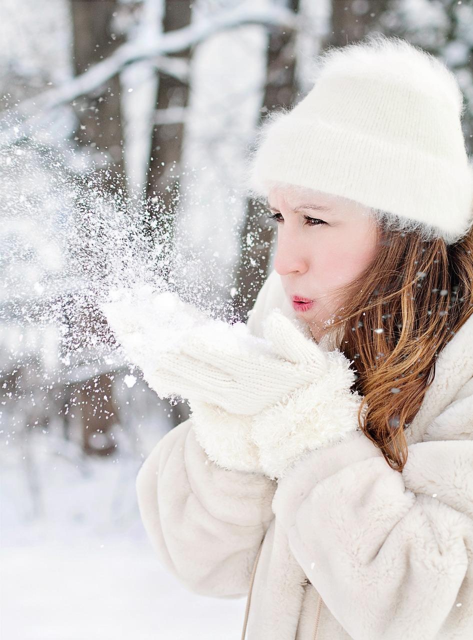 Фотосъемка снега фото