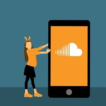 Design, Soundcloud, Girl, Woman