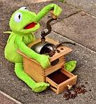 grinder, coffee beans