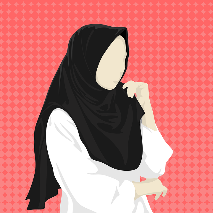 Hijab Jilbab Women Islam Muslim