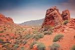 desert, sandstone, landscape