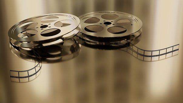 Filme, rolo de filme, tira de filme, analógico