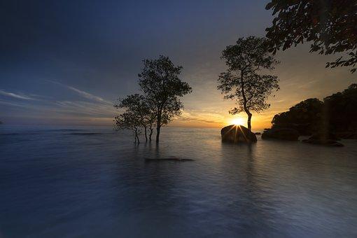 Ο Ήλιος, Phuquoc, Το Îησί, Βιετνάμ