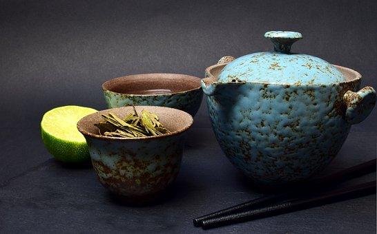 Tee, Tea Set, Chinese, China