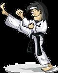 blow, karate