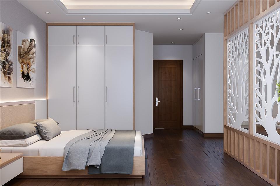 Mobiliário, Quartos, Dentro De Casa, Casa, Janela