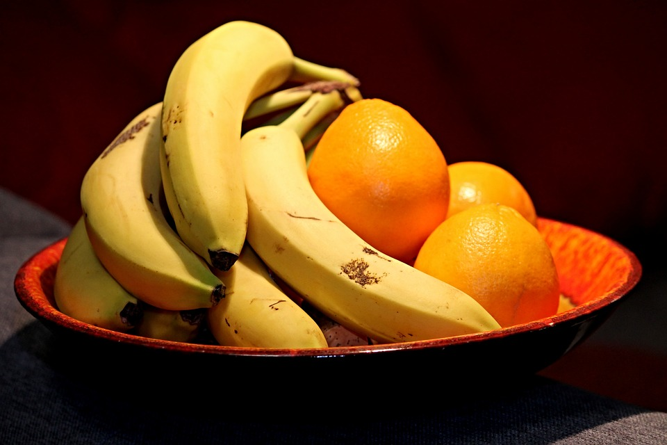 Fruit Bananas Oranges 183 Free Photo On Pixabay