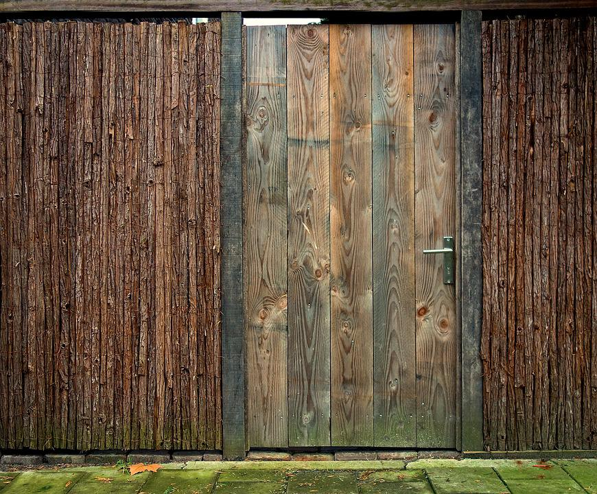 Door Garden Door Wooden Door & Garden Door Images · Pixabay · Download Free Pictures