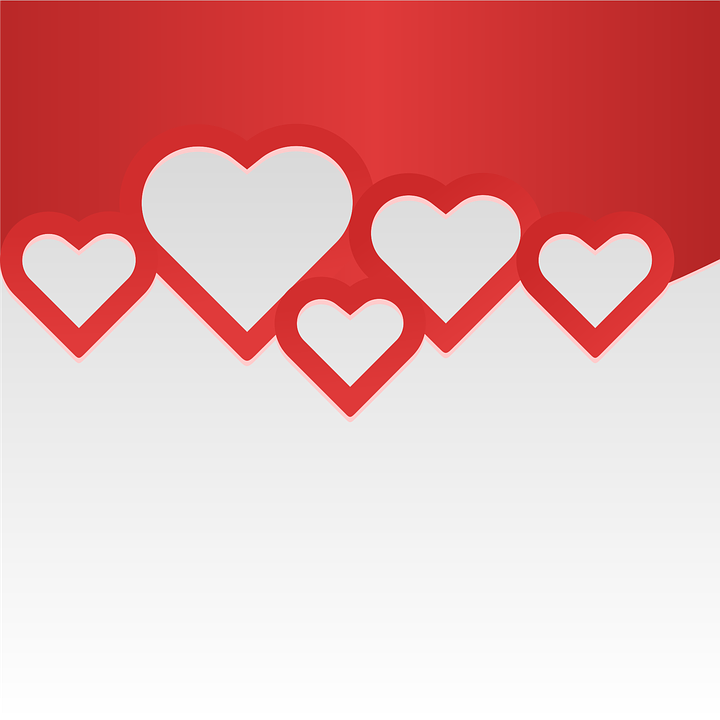 sign shape heart free vector graphic on pixabay