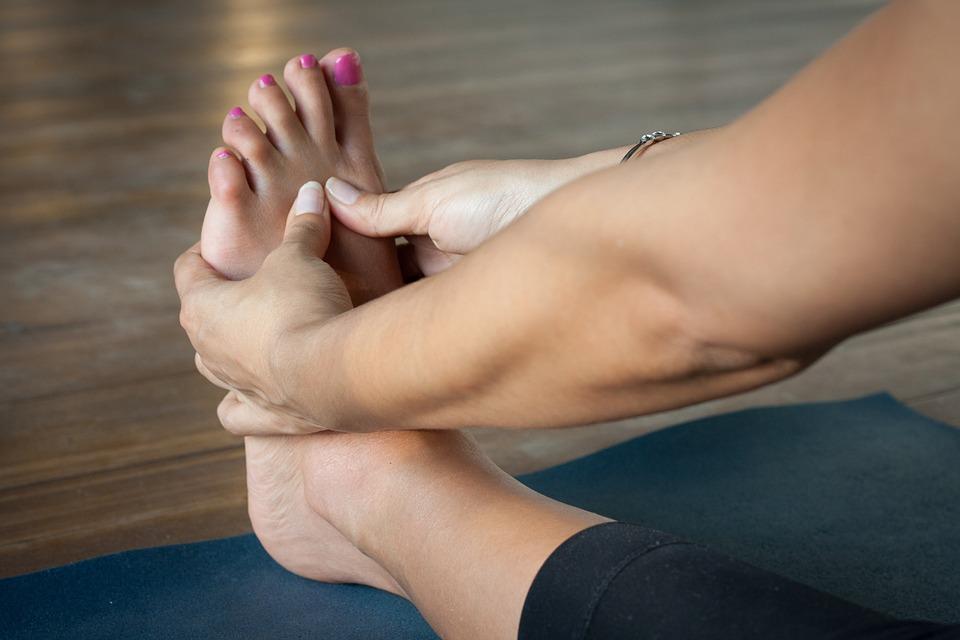 Image result for Padanghasan for foot pain