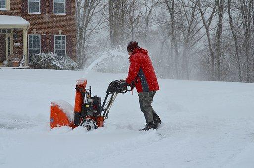 20+ Free Snow Blower & Winter Photos - Pixabay