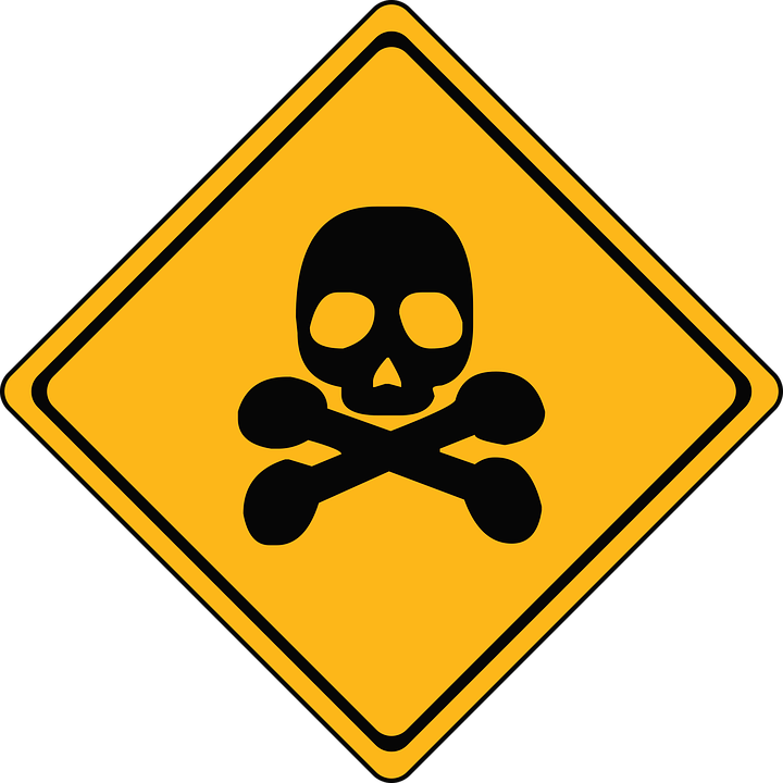 Danger Toxic Panel - Free vector graphic on Pixabay