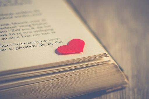 バレンタイン, 心, 愛, ロマンス, 中心部, 恋愛中です, ハートの形