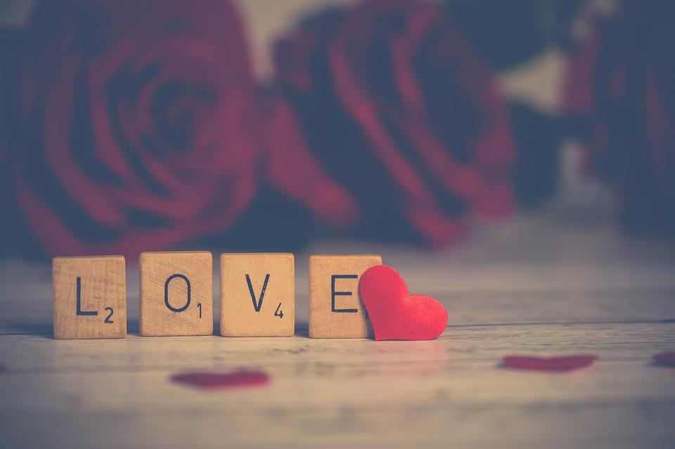 Love, Valentine, Heart, In Love, Romantic, Wallpaper