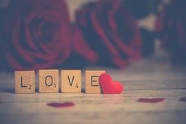 Love, Valentine, Heart, In Love
