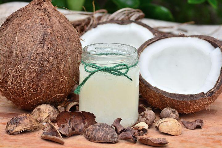 Food, Coconut, Fruit, Healthy