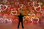 heart, love, hug