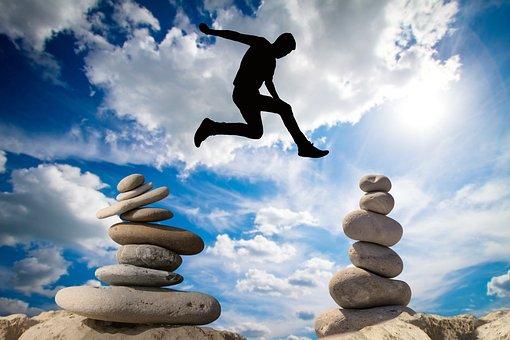 Balance, Risk, Courage, Risky
